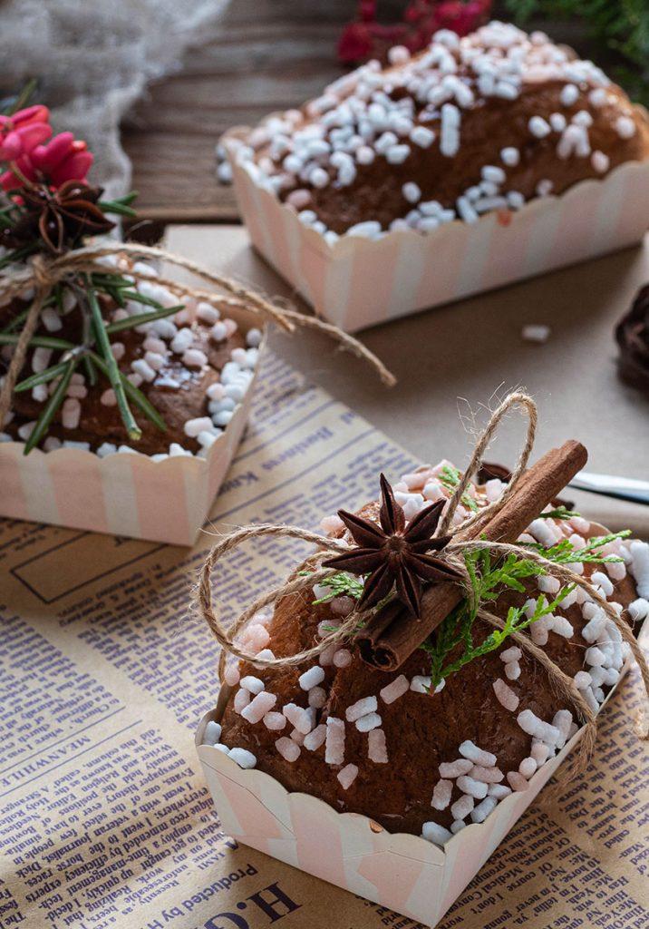 tortine al cocco, speziate