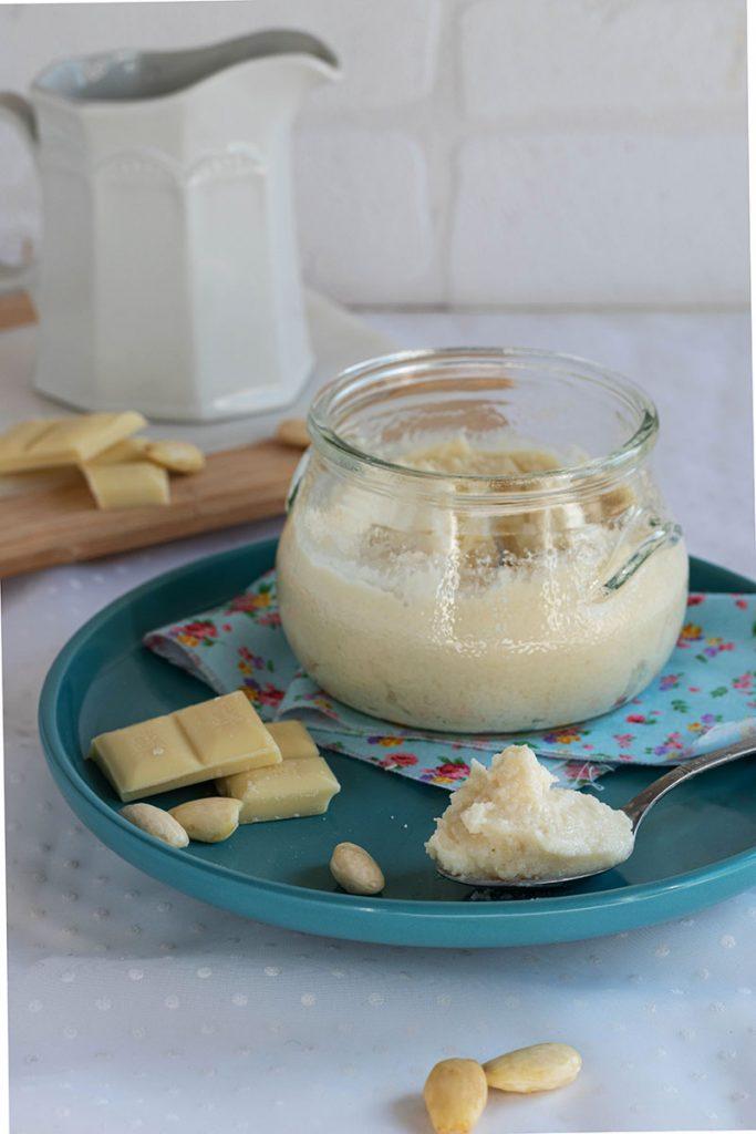 Crema spalmabile al cocco